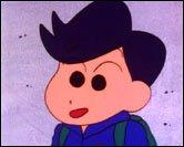 Shin-Chan's vriendje Cosmo